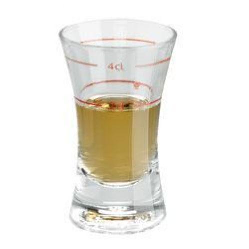 Cl Schnapsglas